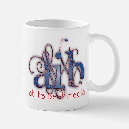At Its Best Media Mug