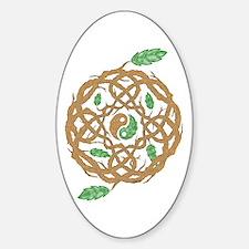 Celtic Balance Decal