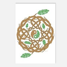 Celtic Balance Postcards (Package of 8)