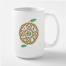 Celtic Balance Large Mug