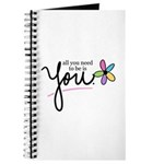 All You Need to be is You Journal