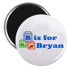 Baby Blocks Bryan 2.25