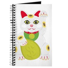 Cute Maneki neko Journal