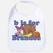 B is for Brandon Bib