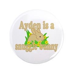 Ayden is a Snuggle Bunny 3.5