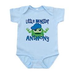 Little Monster Anthony Infant Bodysuit