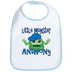 Little Monster Anthony Bib