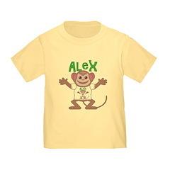 Little Monkey Alex T