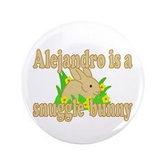 Alejandro is a Snuggle Bunny 3.5