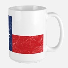 Vintage TX Leaf Mug