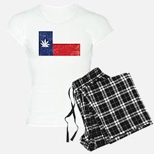 Vintage TX Leaf Pajamas