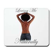 Loving Me Naturally Afro Natural Hair Hands Mousep