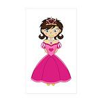 Fairytale Princess Sticker (10 Pk)