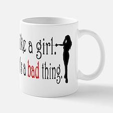 Fight Like a Girl Mug