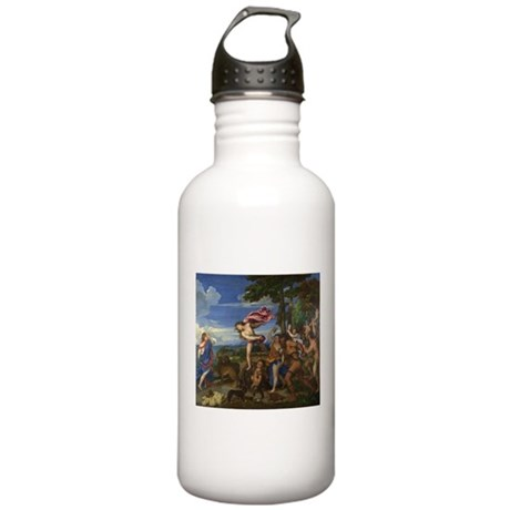 Bacchus and Ariadne Stainless Water Bottle 1.0L