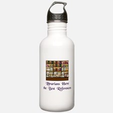 """""""Best References"""" Water Bottle"""