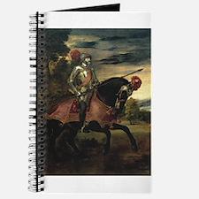 Equestrian Portrait of Gianca Journal