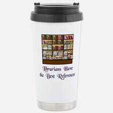 """""""Best References"""" Stainless Steel Travel Mug"""