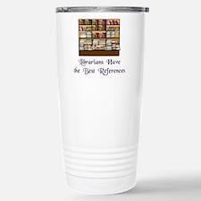 """""""Best References"""" Travel Mug"""