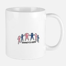 shakys kids large logo Mugs