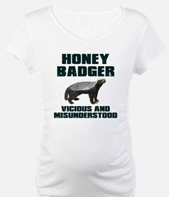 Honey Badger Vicious & Misunderstood Shirt