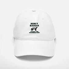 Honey Badger Vicious & Misunderstood Baseball Baseball Cap