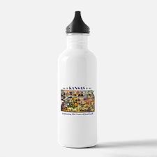 Images of Kansas, Celebrating Water Bottle