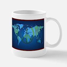 PEACE NOW! Mug