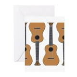 Ukulele Stationery