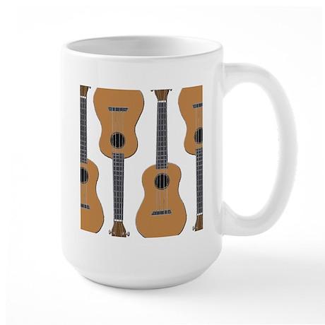 ukulele Large Mug