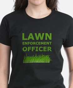 Lawn Enforcement Officer Tee