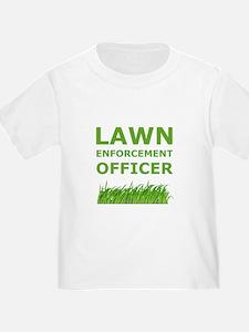 Lawn Enforcement Officer T