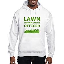 Lawn Enforcement Officer Hoodie