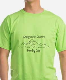 Durango XC Mountains T-Shirt