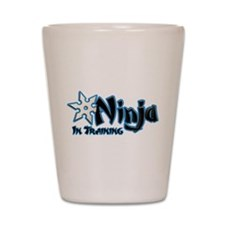 Training Ninja Shot Glass