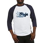 Training Ninja Baseball Jersey