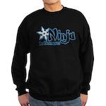 Training Ninja Sweatshirt (dark)