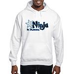 Training Ninja Hooded Sweatshirt