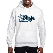 Training Ninja Hoodie Sweatshirt