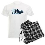 Training Ninja Men's Light Pajamas