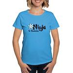 Training Ninja Women's Dark T-Shirt