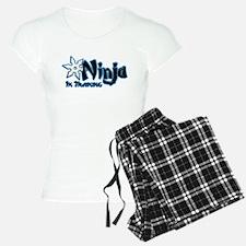 Training Ninja pajamas