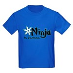 Training Ninja Kids Dark T-Shirt