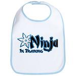 Training Ninja Bib