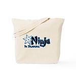 Training Ninja Tote Bag