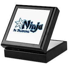 Training Ninja Keepsake Box