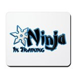 Training Ninja Mousepad