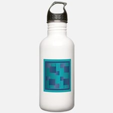 Floating Boxes Water Bottle