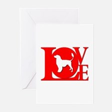 Portuguese Water Dog Greeting Cards (Pk of 10)