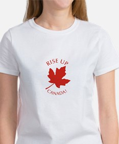 Rise Up Canada! Tee